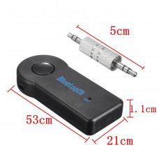 Bluetooth AUX аудио музыкальный bluetooth-ресивер мм Jack 3,5 Car Kit
