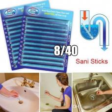 Sani Sticks палочки для очистки водосточных труб