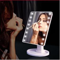 LED Зеркало с подсветкой для макияжа