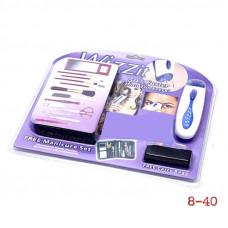 Маникюрный набор Wizzit free manicure setI AL12484