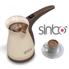 Кофеварка Электрическая турка Sinbo SCM 2928 1000Вт