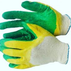 Перчатки Хозяйственные прорезиненные